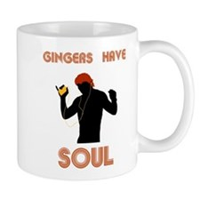 Male Gingers Have Soul Mug