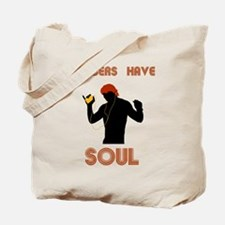 Male Gingers Have Soul Tote Bag