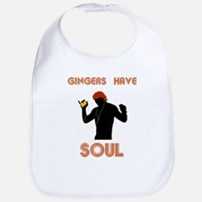 Male Gingers Have Soul Bib