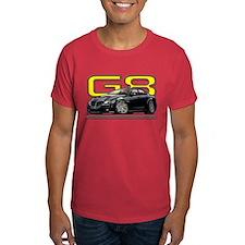 Black Pontiac G8 T-Shirt