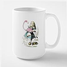 Alice in Wonderland Ceramic Mugs