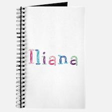 Iliana Princess Balloons Journal