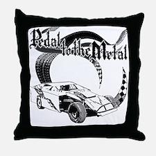 Dirt Modified - PTTM Throw Pillow