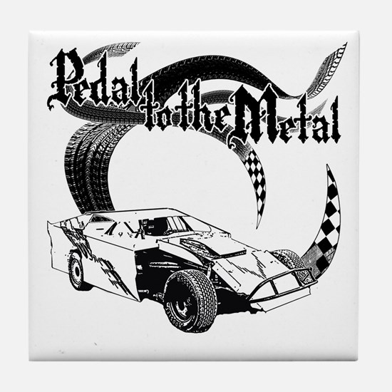 Dirt Modified - PTTM Tile Coaster