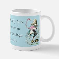Alice in Wonderland Small Small Mug