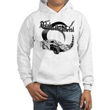 Dirt Modified - Gray Hoodie