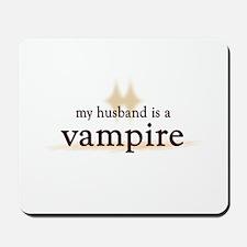 Husband Vampire Mousepad