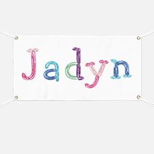 Jadyn Princess Balloons Banner