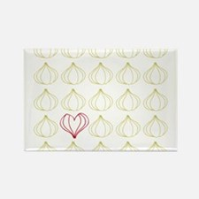Garlic, please. Rectangle Magnet (100 pack)