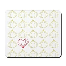 Garlic, please. Mousepad
