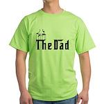 Fun The Dad Green T-Shirt