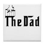 Fun The Dad Tile Coaster