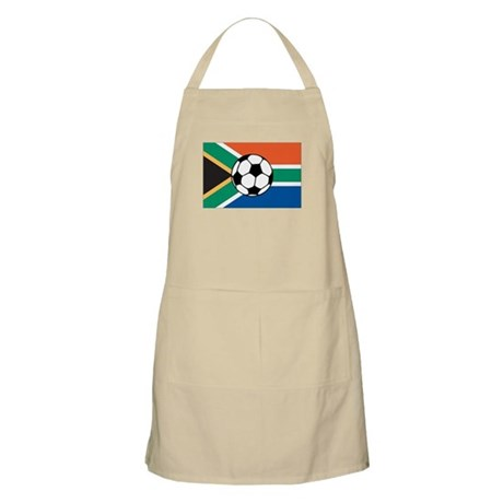South Africa Soccer Apron