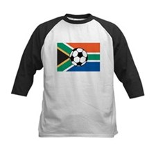 South Africa Soccer Tee