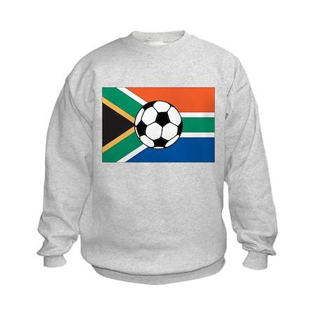 South Africa Soccer Kids Sweatshirt