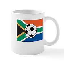 South Africa Soccer Mug
