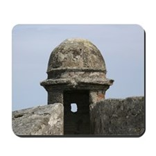 Castillo Tower Mousepad
