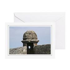 Castillo Tower Greeting Cards (Pk of 10)