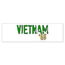 VIETNAM '68 Bumper Sticker