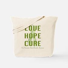 PTSD Awareness (lhc) Tote Bag