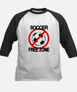 Soccer Free Zone Tee