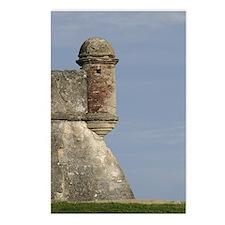 Castillo de San Marco Postcards (Package of 8)