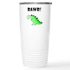 RAWR! Stainless Steel Travel Mug
