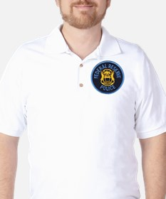 Federal Reserve Police Golf Shirt