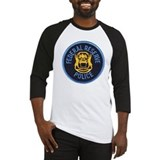 Federal reserve police Baseball Tees