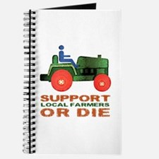Support Local Farmers or Die Journal