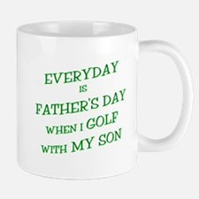 Everyday is Father's Day Golf Mug
