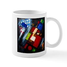 Abstract 3 Mug