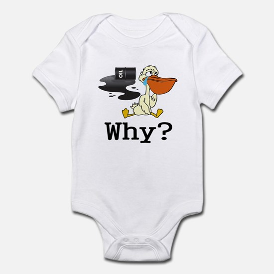 Why? Infant Bodysuit