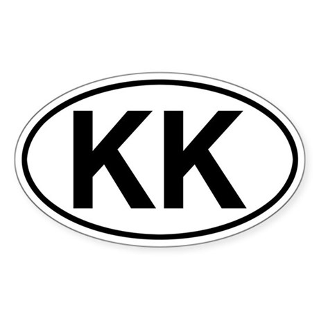 KK Jeep Liberty Sticker