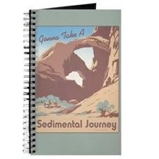 Sedimental Journey Journal