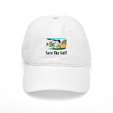 save the gulf Baseball Cap
