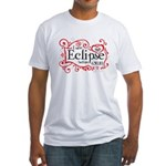 I Saw Eclipse before 6.30.10 Fitted T-Shirt