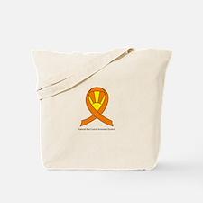 National Skin Cancer Awarenes Tote Bag