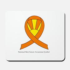 National Skin Cancer Awarenes Mousepad