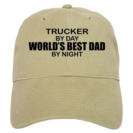 World's Best Dad - Trucker Cap