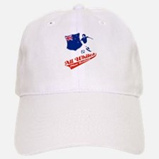New Zealand soccer Baseball Baseball Cap