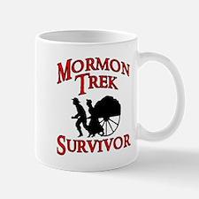 Mormon Trek Survivor Mug