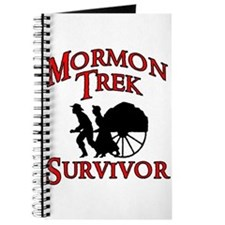 Mormon Trek Survivor Journal
