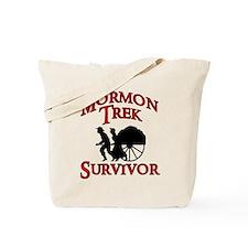 Mormon Trek Survivor Tote Bag