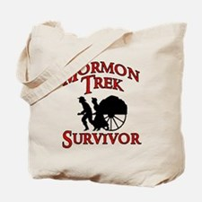 Mormon Trek Survivor Tote Bag