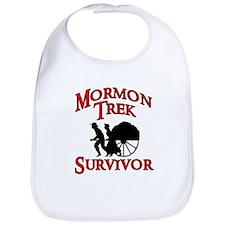Mormon Trek Survivor Bib