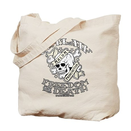 Freedom Outlaw Tote Bag