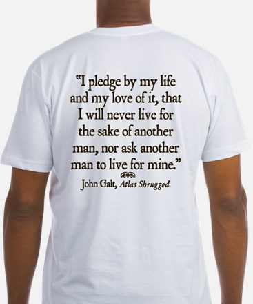 Who is John Galt? Shirt