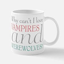 Vampires and Werewolves Mug