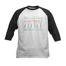 Vampires and Werewolves Tee